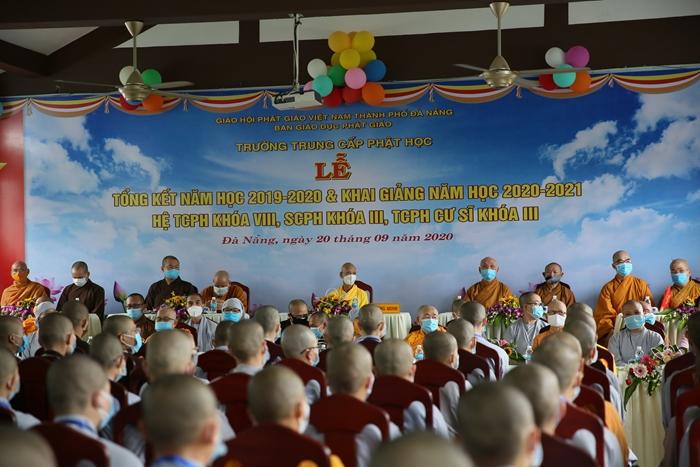 Đà Nẵng: Lễ tổng kết năm học 2019-2020 & Khai giảng năm học 2020-2021